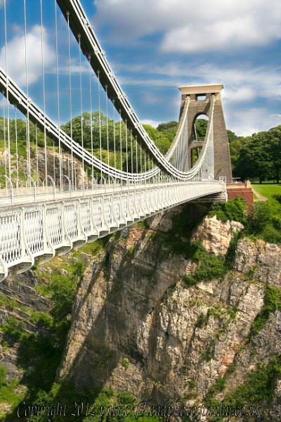 Clifton Suspension Bridge by pdjbarber