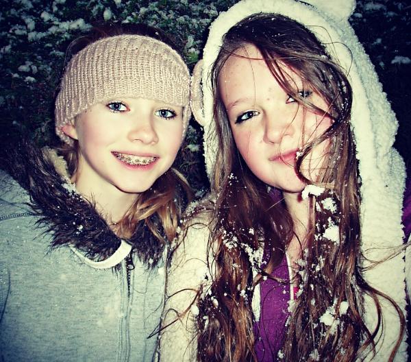 chloeeee  #snow by megan99