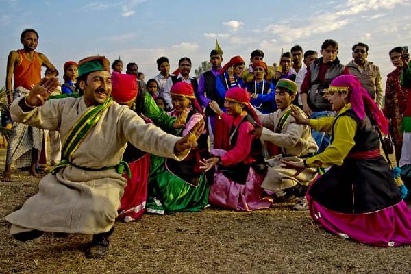 Folk Dance Himachal Pradesh by pradipdasgupta