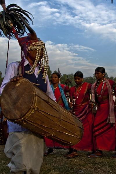 Folk Dance Nagaland by pradipdasgupta