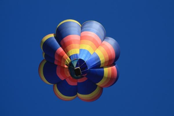 Hot Air Balloon by photopix12