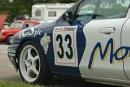 The paddock Curborough Sprint 2012