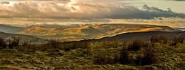 The Derbyshire Peak District UK