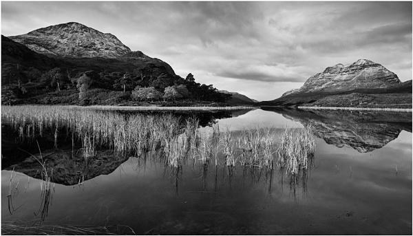 Monochrome Early Light... by Scottishlandscapes
