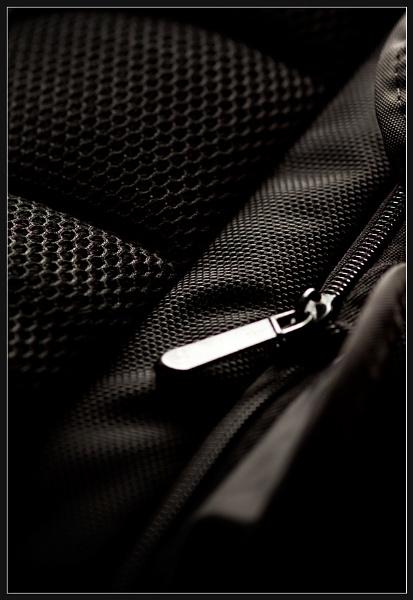 Kitbag Detail by Morpyre