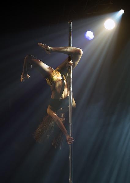 Pole Dancing by martyn_b