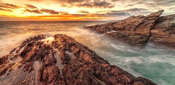 Searush Cove by andyfox