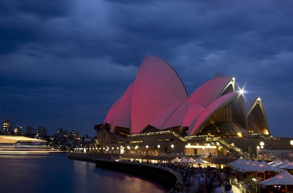 Sydney opera house by pieaddict