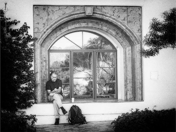Window Scene by Daisymaye