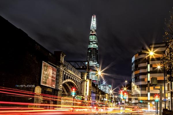 London, The Shard by Imran_77