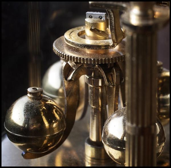 Clockwork Balls. by Niknut