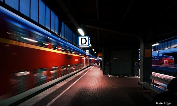 07:45 dortmund to dusseldorf by imagesbybrian