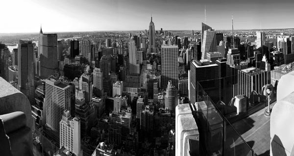 New York Panorama by grahame_jenkins