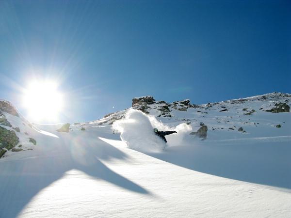 snow fun by ruurd