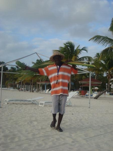 Caribbean Beach Life by jono1975