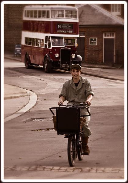1940's - The Errand Boy
