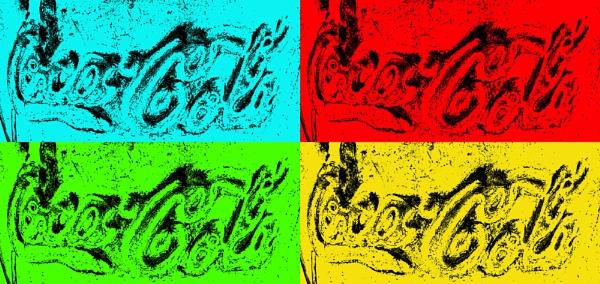 Warhol Coke by ErictheViking