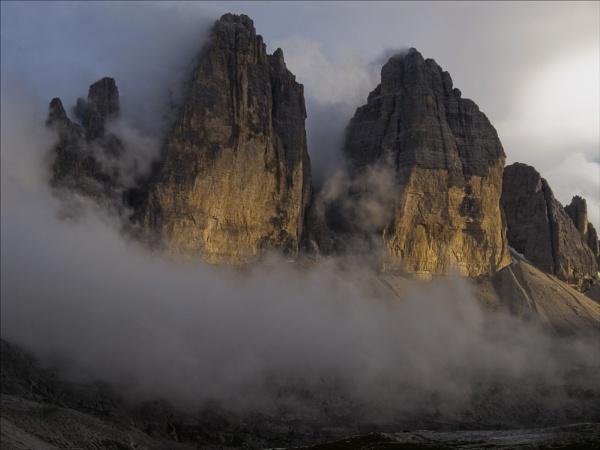 Tre Cima, Dolomites by maggietear