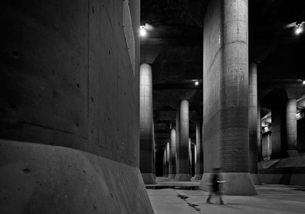 Underground Temple by TeruoAraya