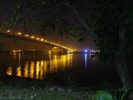 One night @Vidyasagar setu, Kolkata