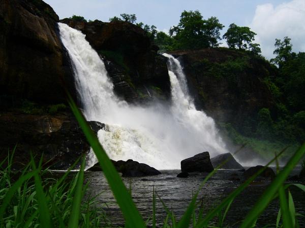 waterfall by sibins007
