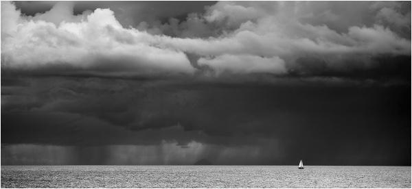 Monochrome Transit... by Scottishlandscapes