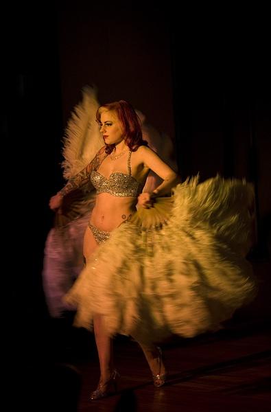 fan dance by martyn_b