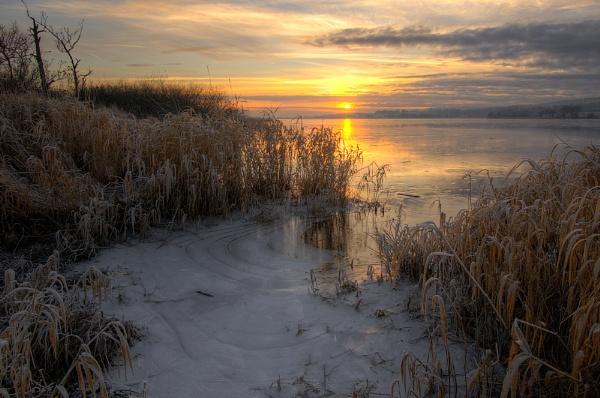 Tis Still Cold! by JohnnyGraham