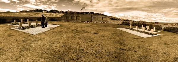 San Carlos Cemetery Falkland Islands by eonisuk