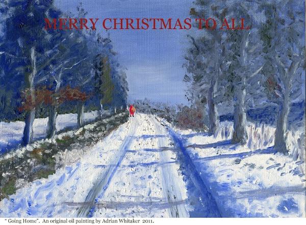 MERRY CHRISTMAS by adrian_w