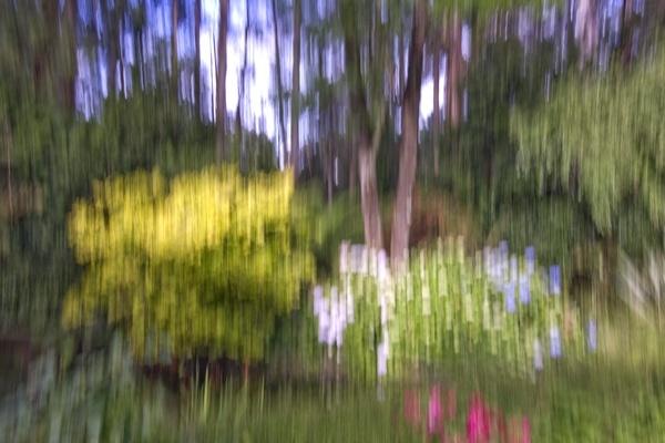 Impressionist Garden by Elfix6