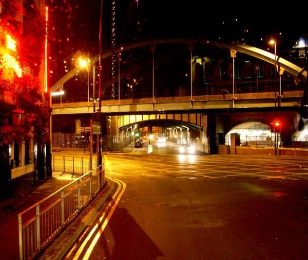Manchester 2am by mervyntattoo