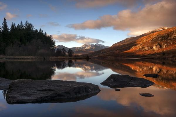 Welsh Winter by J_Tom