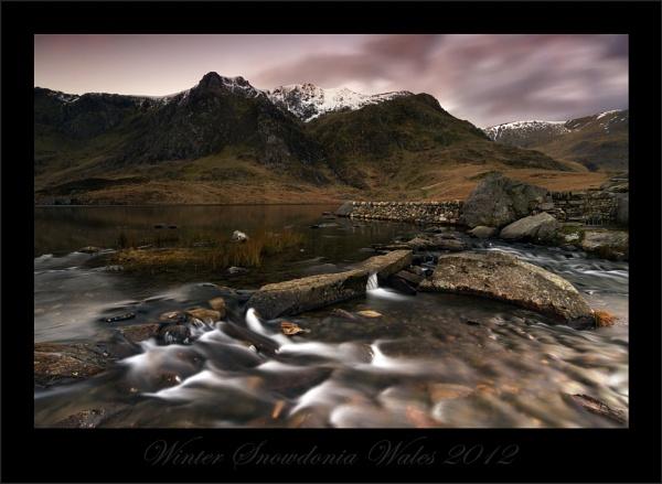 Winter Snowdonia by J_Tom