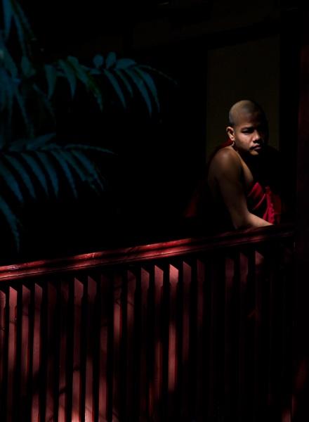 Buddhist Monk by Jasper87