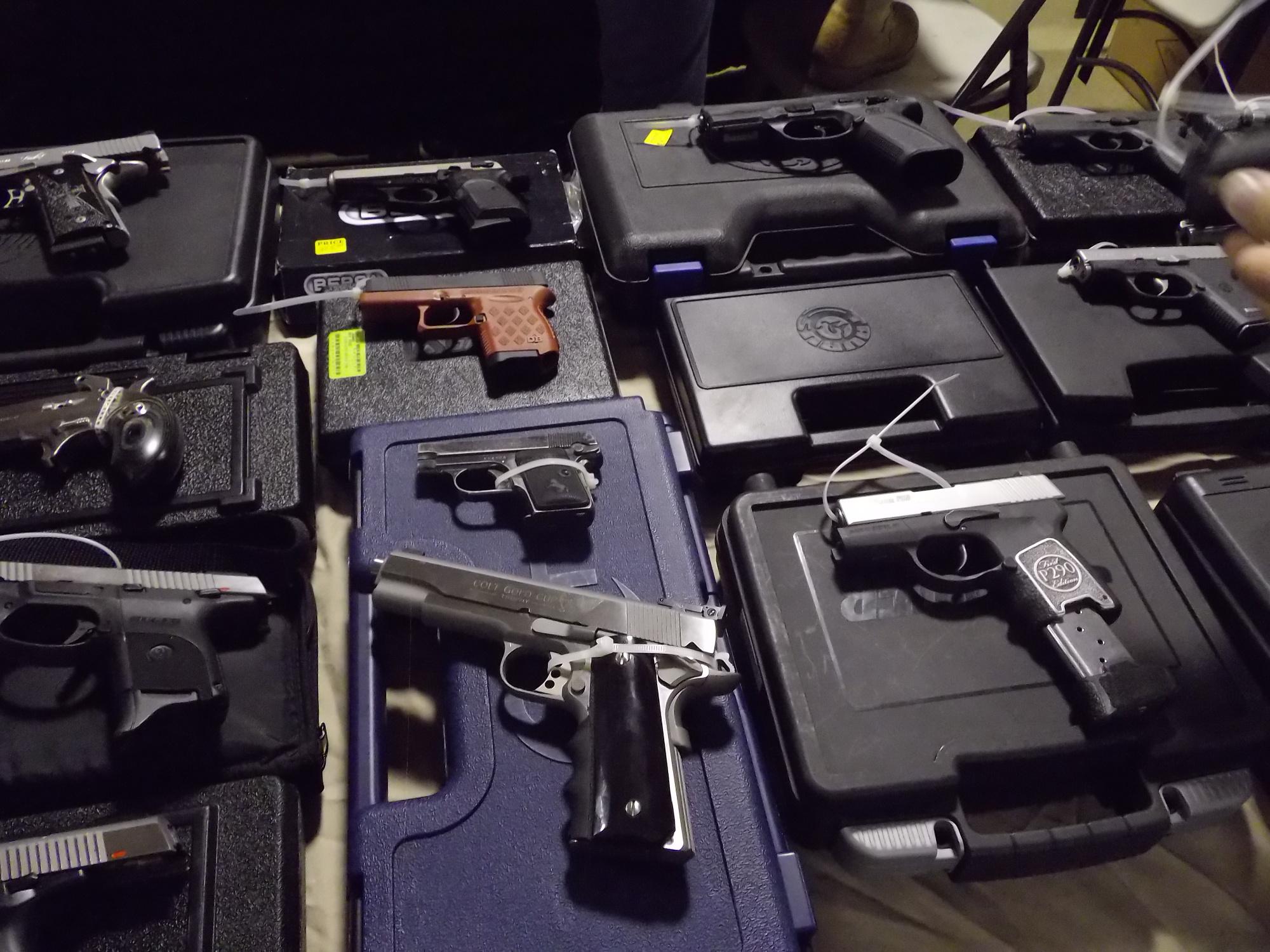 gun sale in Florida