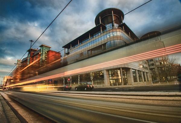 Metro Blur by Lusitano