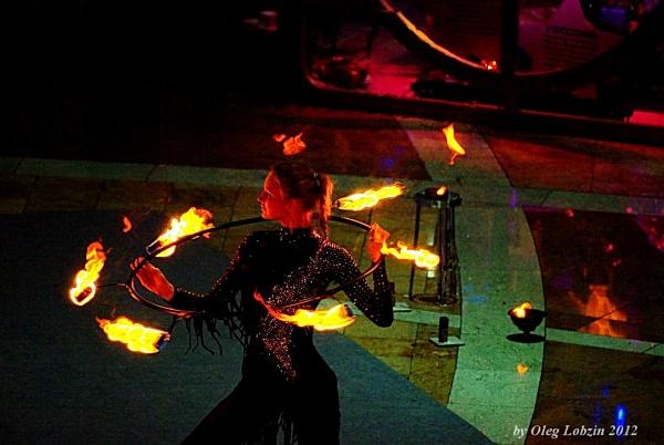 Dance of Fire ... by Oleg_Lobzin