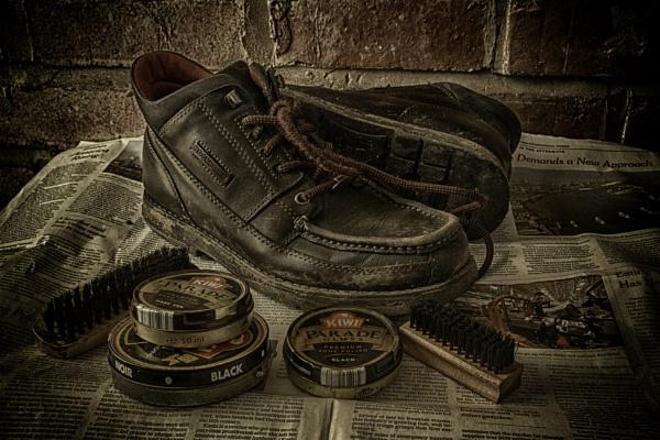 Shoe Shine by CraigWalker