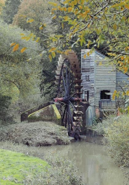 Watermill by McClicker