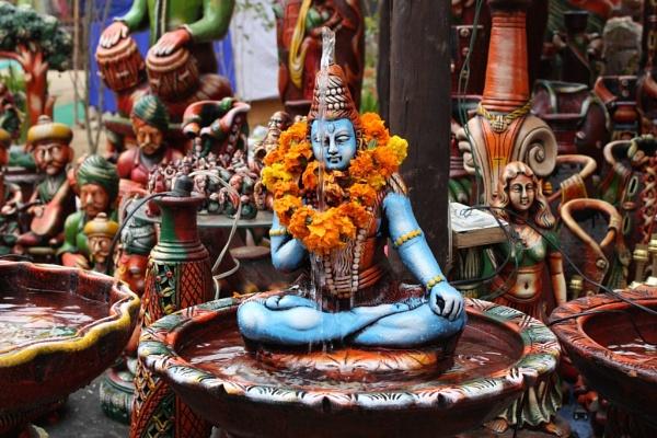 Lord Shiva by SHEENUASHISH
