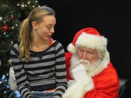 Stumping Santa