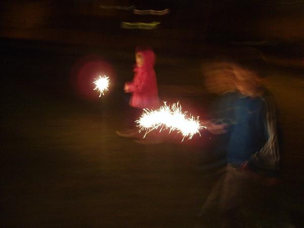 sparklers! by megan99