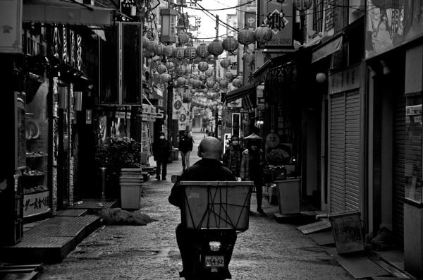 Chinatown by TeruoAraya