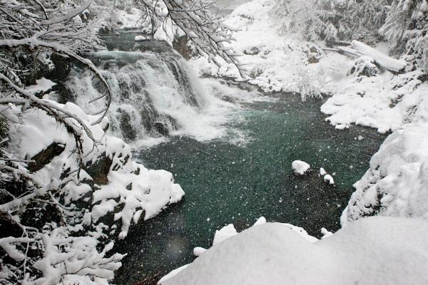 Opal Creek Winter 2012_2 by mikeoregon