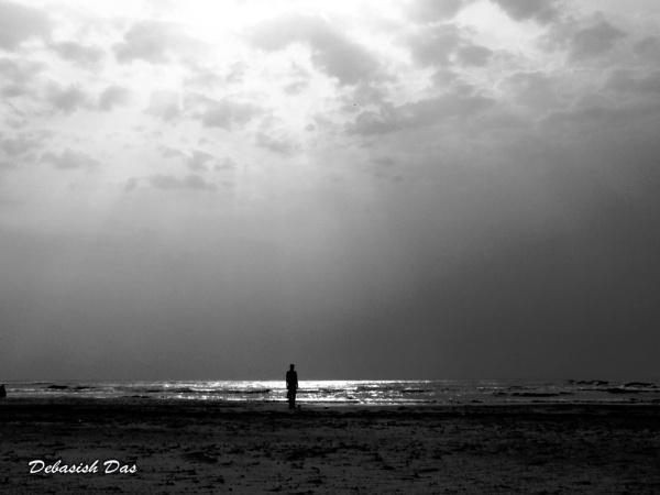 LONELINESS........ by DEBASISH