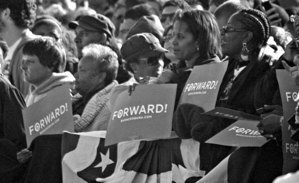 Forward! by desborokev