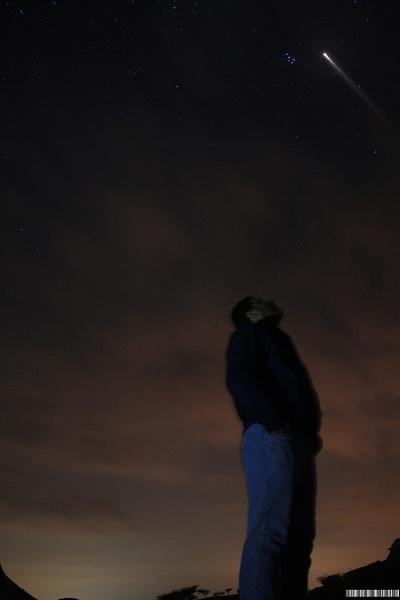 Observing Geminid Meteor shower by astyag