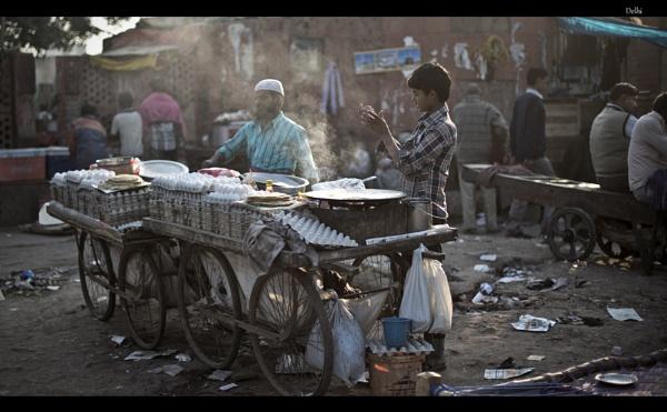 Delhi by fazzer