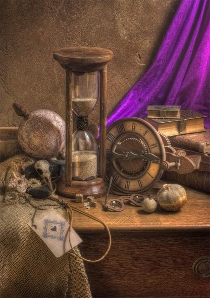 Time by GARYHICKIN